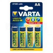 Baterije Varta R6 AA punjiva 2100mAh B4