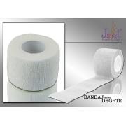 Bandaj pentru degete, alb, art. nr.: 300092