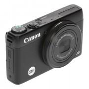 Canon PowerShot S120 negro - Reacondicionado: muy bueno 30 meses de garantía Envío gratuito