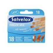 Pensos finger mix para dedos 18unidades - Salvelox
