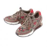 Ash etno-sneakers, 37 - groen/roze