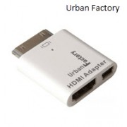 Urban Factory ICR03UF 2 in 1 HDMI & Charge Kit
