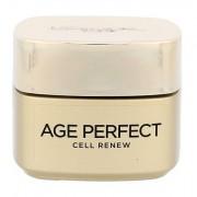 L´Oréal Paris Age Perfect Cell Renew crema per il viso contro le rughe SPF15 50 ml donna