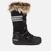 Moon Boot Women's Monaco Waterproof Boots - Black - EU 36/UK 3.5 - Black
