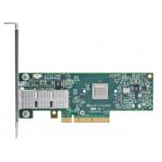 ConnectX®-3 VPI NIC, 1xQSFP, FDR IB (56Gb/s), 40GbE