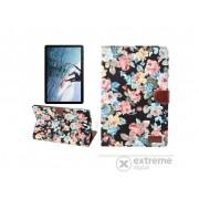 "Husa piele artificiala standing Gigapack pentru Samsung Galaxy Tab S4 (10,5"") LTE (SM-T835), negru"
