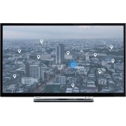 "Televizor TV 32"" Smart LED Toshiba 32W3753DG, 1366x768 (HD Ready) USB, WiFi, T2 tuner"