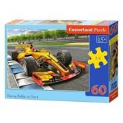 Puzzle Masina de curse in circuit, 60 piese