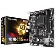Gigabyte Płyta główna GA-78LMT-S2 R2 AM3+ AMD760G 2DDR3 RAID uATX Dostawa GRATIS. Nawet 400zł za opinię produktu!