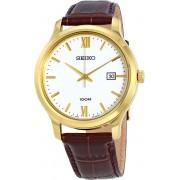 SEIKO - Horloge - Mannen - Bruin Ø 41 - SUR226P1