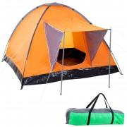 Campingzelt Loksa, 2-Mann Zelt Kuppelzelt Igluzelt Festival-Zelt, 2 Personen ~ Variantenangebot