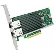 INTG 10Gb 2xRJ45 Intel X540-T2 |Intel X540; PCIeX8;LP;Vlan;WoL;