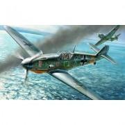 Messerschmitt Bf-109 F4-Zvezda