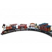 Eztec Железная дорога Christmas Express Train Set