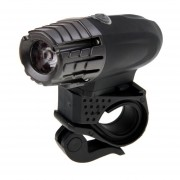 RAYPAL RPL-2256 200 Lumens Detachable USB Rechargealbe LED Bike Headlight With Handlebar Holder(Black)