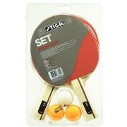 Stiga Perform Set - 2 ütő, három labda