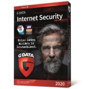 G Data Internet Security 2020 versión completa de 1 Año 1 Dispositivo