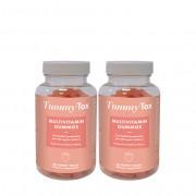 TummyTox Multivitamin Gummies 1+1 GRATIS - essentielle Vitamine und Mineralien. 60 Fruchtgummis