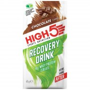 High5 Recovery Drink - Box of 9 - 9sachets - Box - Chocolate