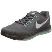 Nike Men's Air Zoom Pegasus All Out Flyknit Grey Running Shoes - 7 UK/India (41 EU)(8 US)(844979-003)