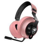 HEADPHONES, COUGAR Phontum Essential, Gaming, Microphone, Pink (CG3H150P40P0001)