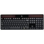 LOGITECH K750 - Funk-Tastatur, USB, schwarz, Solar