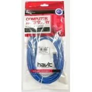 Havit 3m Network Cable - Blue