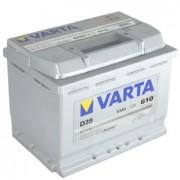 Baterie auto Varta Silver Dynamic 12V 63Ah 610A D39 borna inversa cod 563401 061