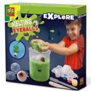 Детски комплект Лаборатория за очни ябълки от желе SES, 0825112
