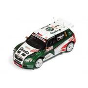 SKODA FABIA S2000 Nº3 Kopecky-Stary 5th Rally MC 2010 (sin luces)