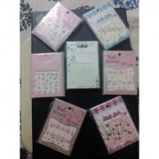 3D Nail Art Stickers (set of 2)