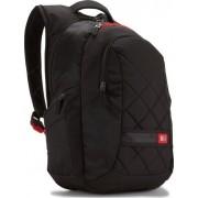 "RUCSAC CASE LOGIC notebook 16"", poliester, 1 compartiment, buzunar interior tableta, 2 buzunare frontale, 2 buzunare laterale, black, ""DLBP-116K""/3201268"