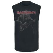 Iron Maiden Eddie Bass Herren-Tank-Top - Offizielles Merchandise M, XXL, 3XL Herren