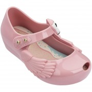 Balerinas Mini Melissa Ultragirl Theme Bb - Rosado