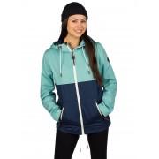 Kazane Naline Jacket : nile blue + dress blue - Size: Medium