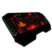 Клавиатура Saitek Cyborg V.7, геймърска, черна, USB
