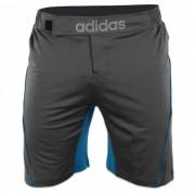 Adidas Training MMA Short Grijs Blauw - XL