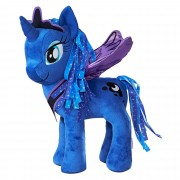My Little Pony Blå Feature Wings Plush Princess Luna 33 cm