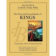 1 & 2 Kings: Ignatius Catholic Study Bible, Paperback/Scott Hahn