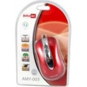 Mouse Activejet AMY-003 800DPI USB Rosu