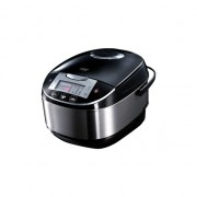 Multicooker Russell Hobbs Cook@Home 21850-56, 900 W, 5 l, 11 Programe, Timer, Negru/Inox