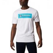 Columbia T-shirt North Cascades - Homme Blanc XL