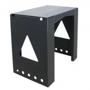 Versatile Stand 8002 letterbox stand, black