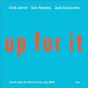 Keith Jarrett, Gary Peacock & Jack Dejohnette - Up for it (0044003831728) (1 CD)