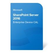 Microsoft SharePoint Server 2016 Enterprise Device CAL, 76N-03787 certificat electronic