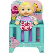 Hasbro Baby Alive Bouncin Bubbles pop