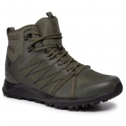 Туристически THE NORTH FACE - Litewave Fastpack II Mid Gtx GORE-TEX T93REBBQW New Taupe Green/Tnf Black