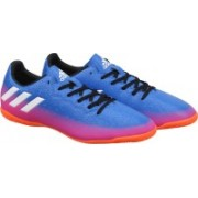 Adidas MESSI 16.4 IN Football Shoes(Blue)
