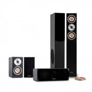 Auna Linie-500-WN 5.0 Sistema de sonido home cinema 350W RMS