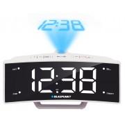Radio cu ceas Blaupunkt cu incarcare prin USB si proiectie de timp CRP7WH